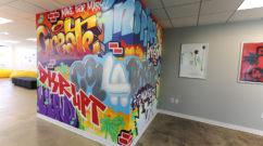 LA Graffiti Muralist