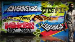los angeles graffiti artist