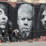 SOA Large Street Mural in LA