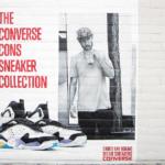 Dcypher Street Art Mural - Converse Ad