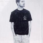 LA Mural Artist paints Converse Ad
