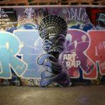 Rap Hip Hop Mural in DTLA
