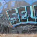 LA Graffiti Company - Self Uno Art