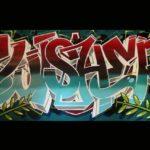 Swisher Graffiti Mural for Calendar in Los Angeles