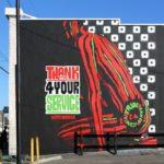 LA Mural Artist for Hire for ATCQ