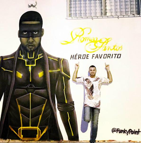Fan of Romeo Santos