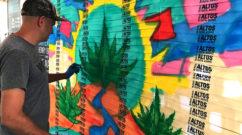 LA Live Airbrush Artist for Hire