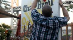 Live Graffiti Art San Francisco
